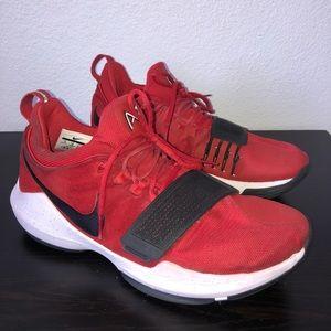 Nike PG 1 Paul George Varsity Red